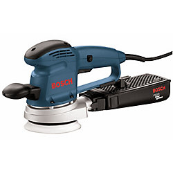 5 Inch Electronic Variable Speed Random Orbit Sander/Polisher