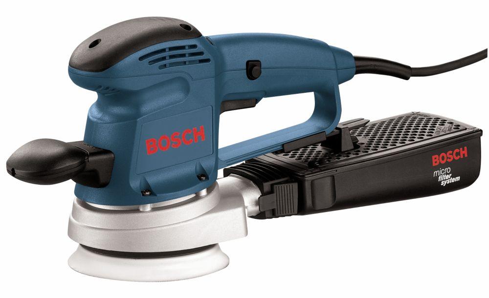 Bosch 5 Inch Electronic Variable Speed Random Orbit Sander/Polisher