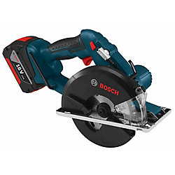 Bosch 18 V Lithium Ion Cordless Metal Cutting Circular Saw