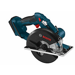 18 V Metal-Cutting Circular Saw