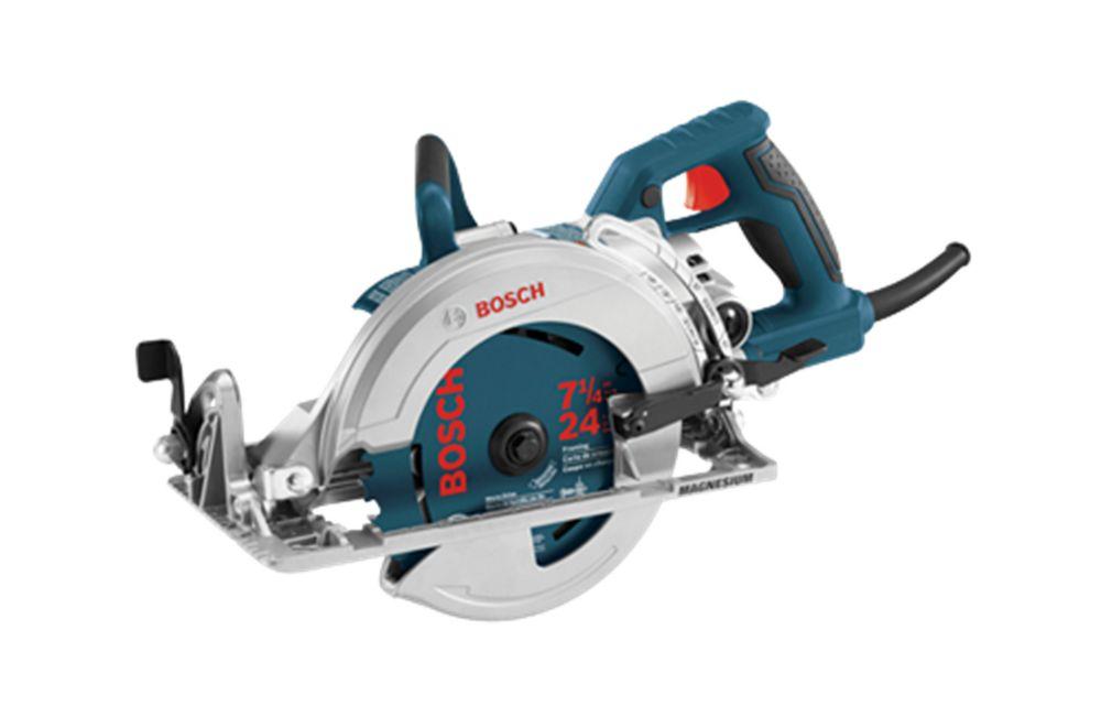Bosch 7-1/4 Inch Worm Drive Saw