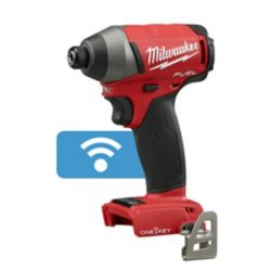 Milwaukee Tool M18 FUEL 1/4 Inch Hex Impact Driver with ONE-KEY Bare Tool