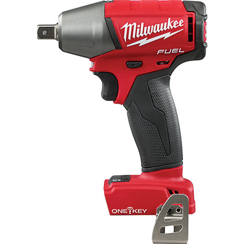 M18 FUEL 1/2 Inch Compact Impact Wrench w/ Pin Detent with ONE-KEY Bare Tool