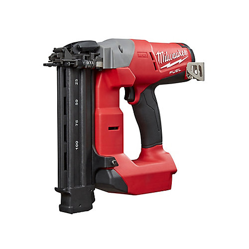M18 FUEL 18V Lithium-Ion Brushless Cordless 18-Gauge Brad Nailer (Tool Only)