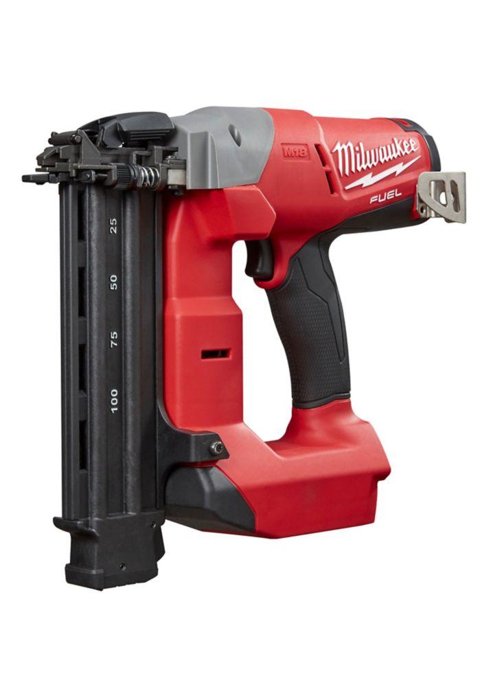Milwaukee Tool M18 FUEL 18 Gauge Nailer Bare Tool