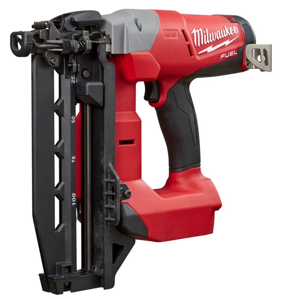 Milwaukee Tool M18 FUEL 16 Gauge Nailer Bare tool
