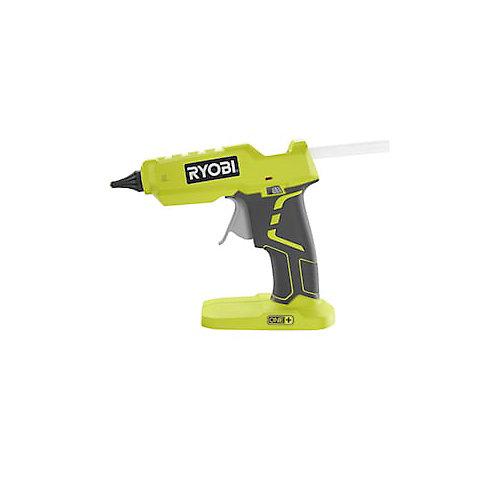 18V ONE+ Cordless Full Size Glue Gun (Bare-Tool) with (3) General Purpose Glue Sticks