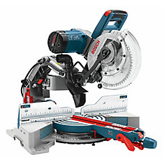10-inch Dual-Bevel Glide Mitre Saw