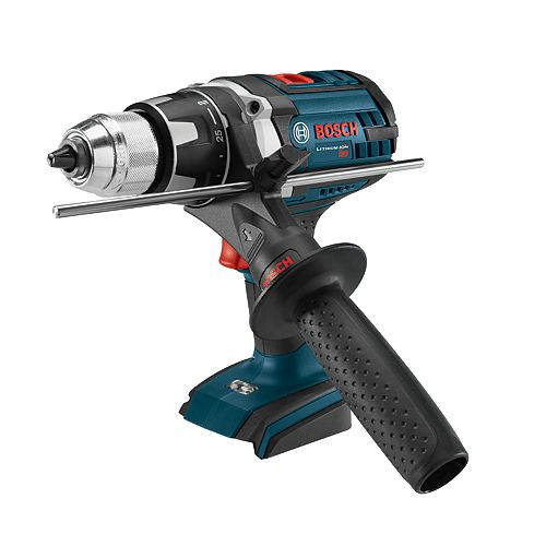 18V Lithium Ion Cordless Brute Tough Drill Driver with Heavy duty construction & LED Light