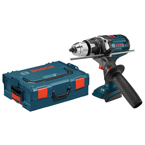 18V Lithium Ion Cordless Brute Tough Drill Driver with Active Response Technology & LED Light