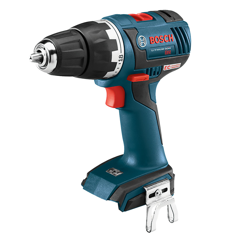 18V EC Brushless Keyless 1/2-inch Chuck Cordless Drill/Driver-Tool Only