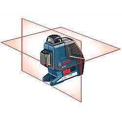 Bosch Niveau laser de nivellement et d'alignement à deux plans