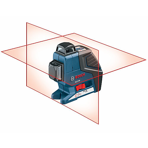360 Dual-Plane Leveling and Alignment-Line Laser