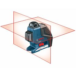 Bosch 360 Dual-Plane Leveling and Alignment-Line Laser