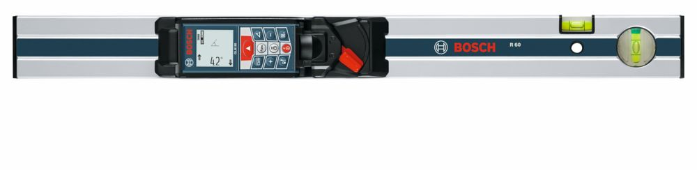 Laser Measure with 24 Inch Digital Level Attachment
