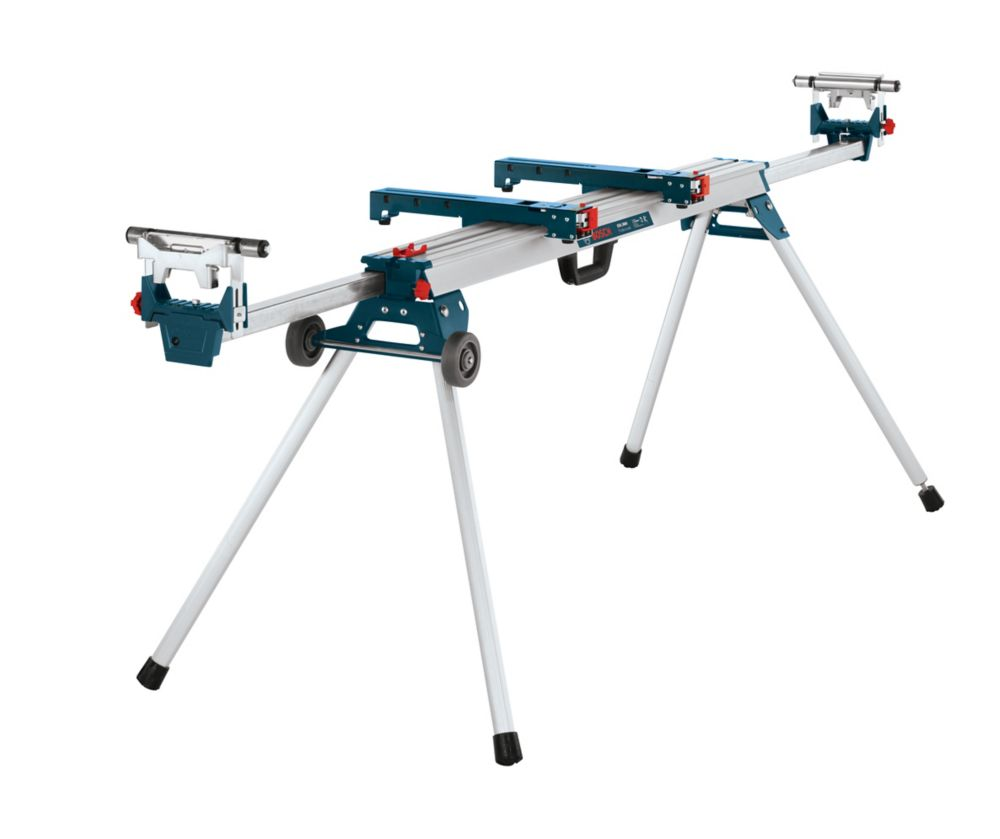 Bosch Folding-Leg Mitre Saw Stand with Wheels