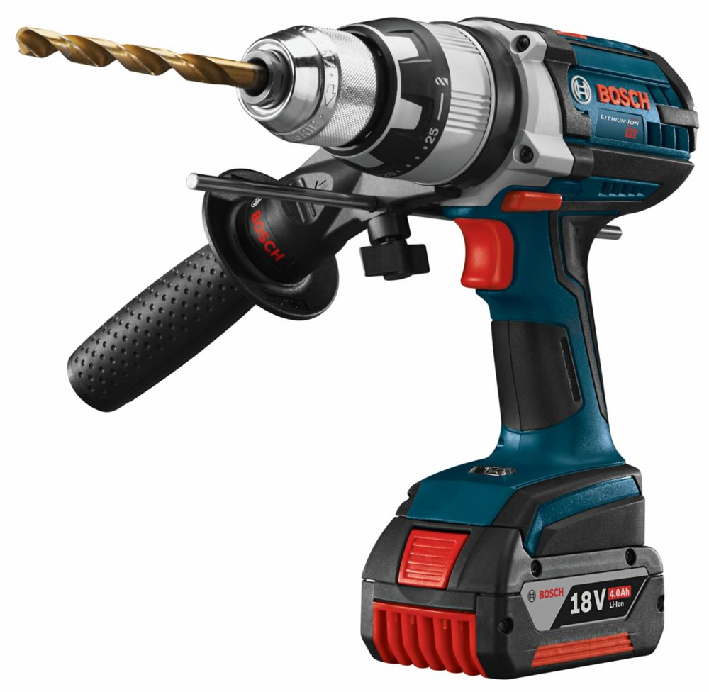 Bosch 18 V Brute Tough 1/2 In Hammer Drill/Driver