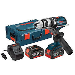 Bosch 18 V Brute Tough 1/2 Inch Hammer Drill/Driver