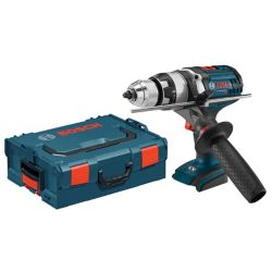 Bosch 18V Lithium Ion Brute Tough Hammer Drill Driver with Active Response Technology & LED Light