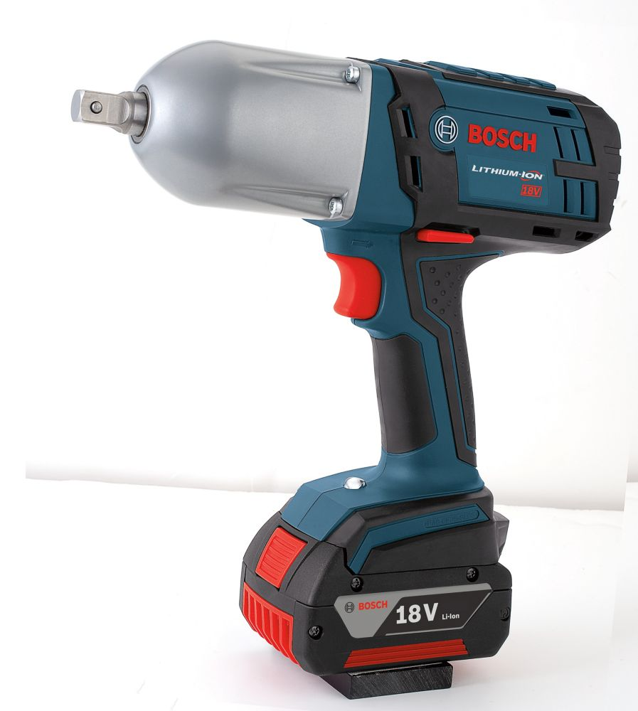 18 V High Torque Impact Wrench with Pin Detent
