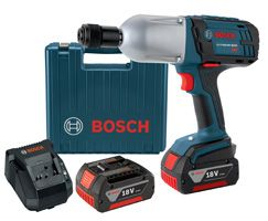 Bosch 7/16 Inch Hex 18 V High Torque Impact Wrench