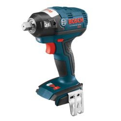 Bosch 18V Lithium Ion Cordless EC Brushless 1/2-inch Square Drive Impact with Detent Pin