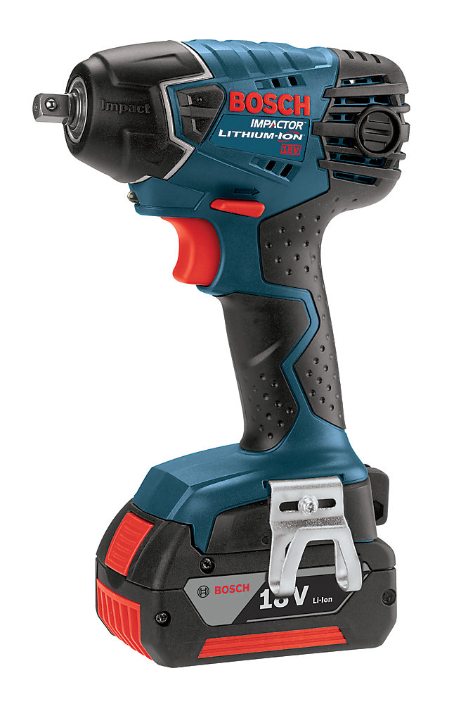 18V Lithium Ion Cordless 3/8 inch. Square Drive Anvil & Impact Wrench