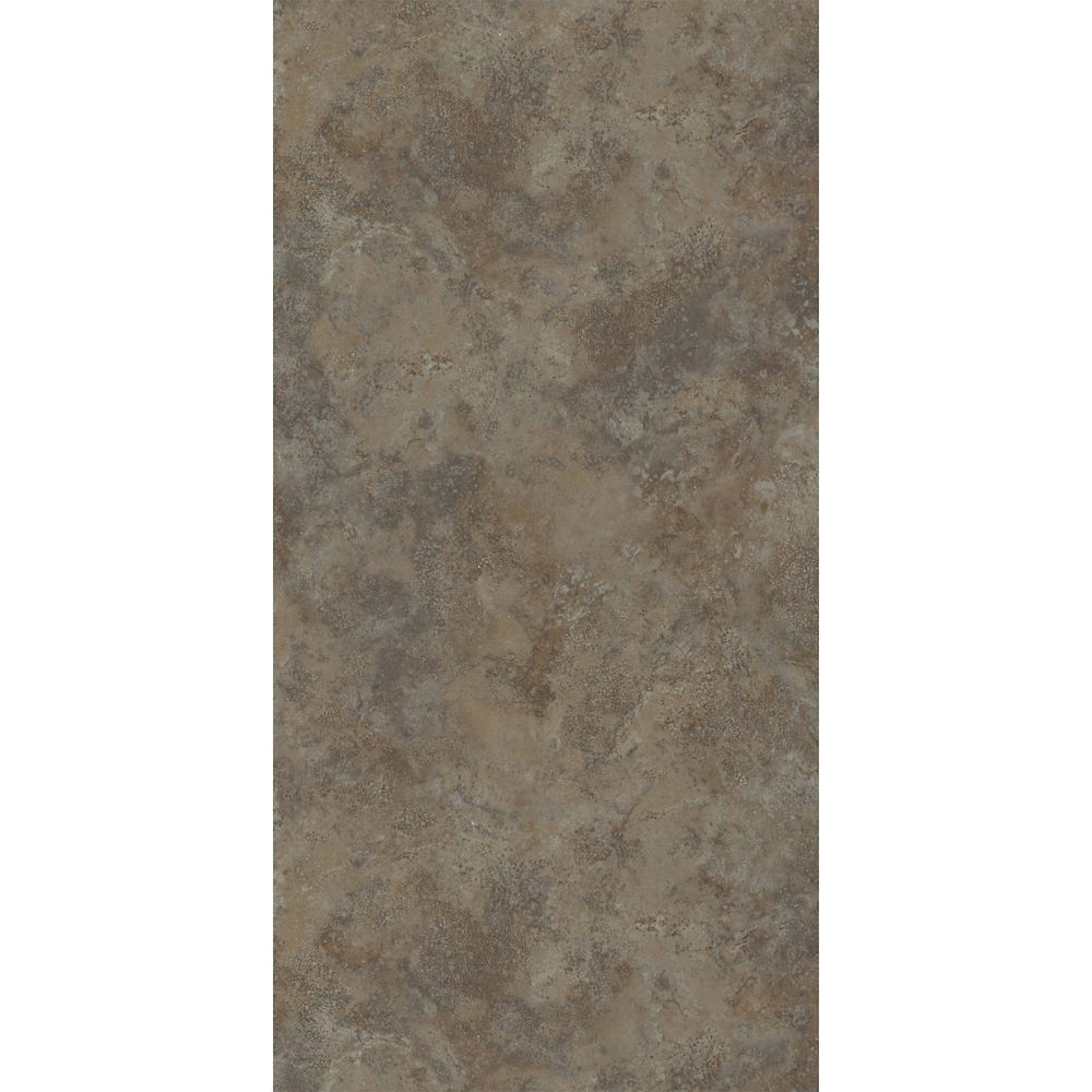 12-inch x 24-inch Groutable Ceramica Vinyl Floor Tile in Sagebrush (29 sq. ft./case)