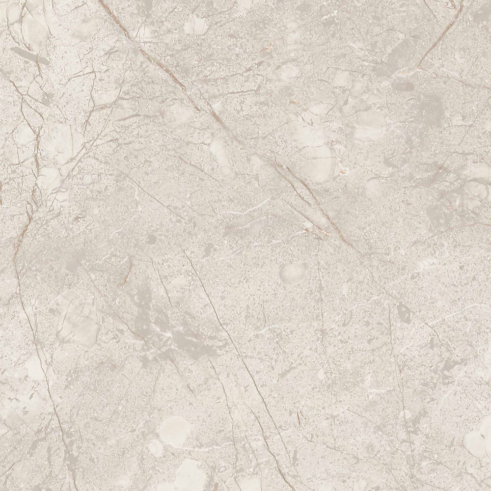 Plancher de carreaux de vinyle de 12 po x 12 po en marbre alpin à jointoyer Ceramica (29 pi2 / caisse)