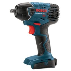 Bosch 3/8 Inch 18 V Impact Wrench Bare Tool