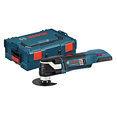 Brushless 18 V Cordless Multi-X Oscillating Tool with L-BOXX-2 and Exact-Fit Insert Tray