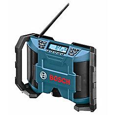 12 V Compact Jobsite Radio