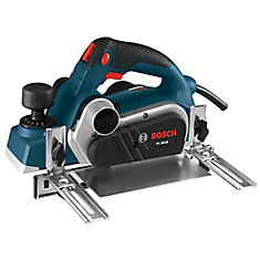 6.5 Amp Corded 3-1/4-inch Planer Kit with Carrying Case