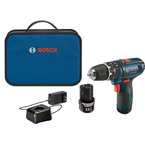 Bosch 12 V Max Hammer Drill Driver