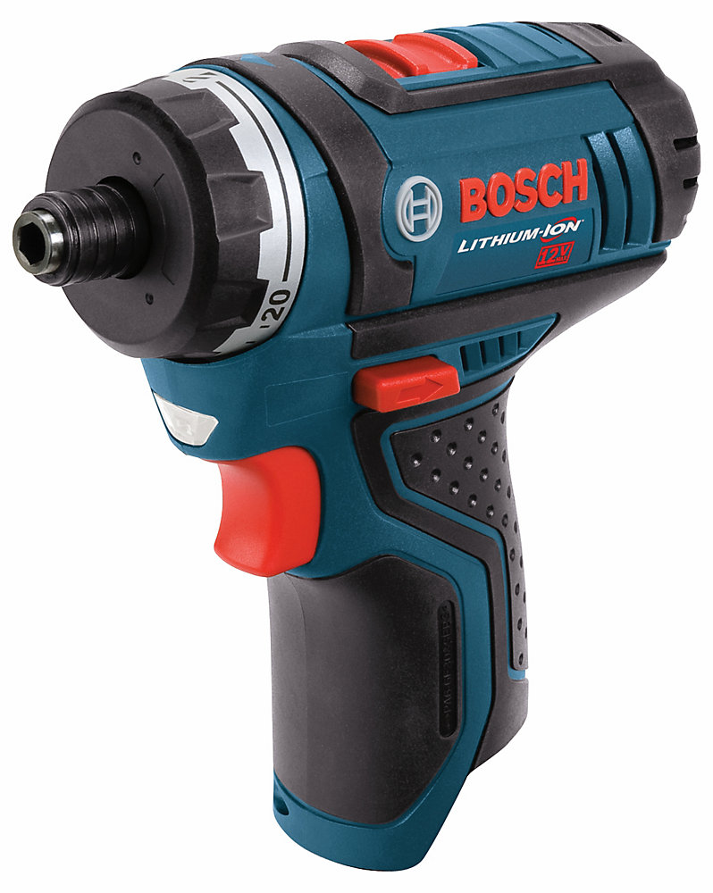 12V Li-Ion Cordless Electric 1/4-inch Hex 2-Speed Pocket Driver with Insert Tray (Tool-Only)