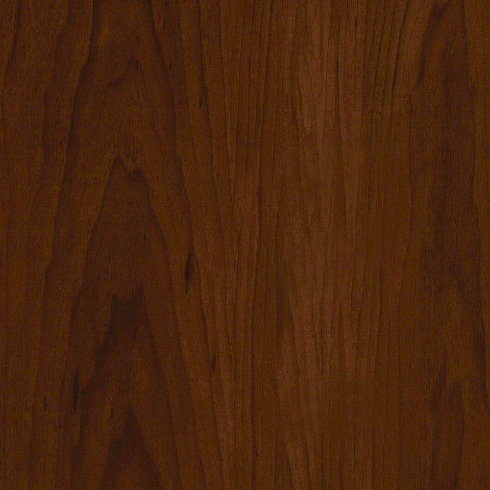 TrafficMASTER 6-inch x 36-inch American Walnut Luxury Vinyl Plank Flooring (24 sq.ft. / case)