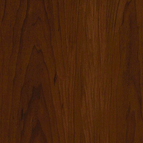 TrafficMaster 6-inch x 36-inch American Walnut Luxury Vinyl Plank Flooring (24 sq.ft. / case)