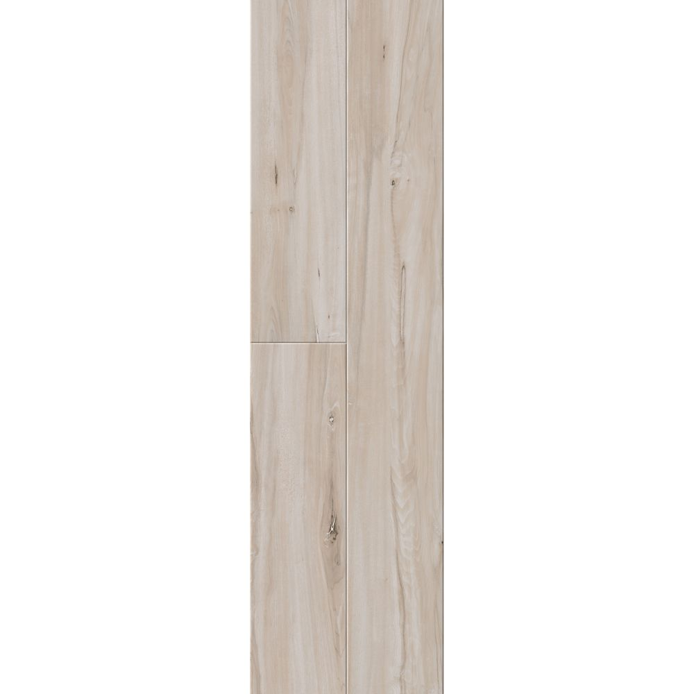 5 Inch X 36 Inch Vintage Maple White Luxury Vinyl Plank Flooring (22.5 Sq. Feet/Case)