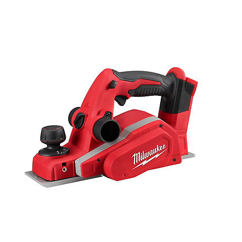 M18 18-Volt Lithium-Ion Cordless 3-1/4 in. Planer (Tool-Only)