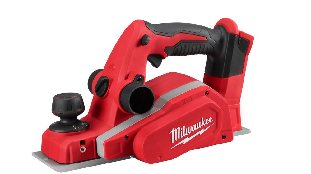 Milwaukee Tool M18 18-Volt Lithium-Ion Cordless 3-1/4 in. Planer (Tool-Only)
