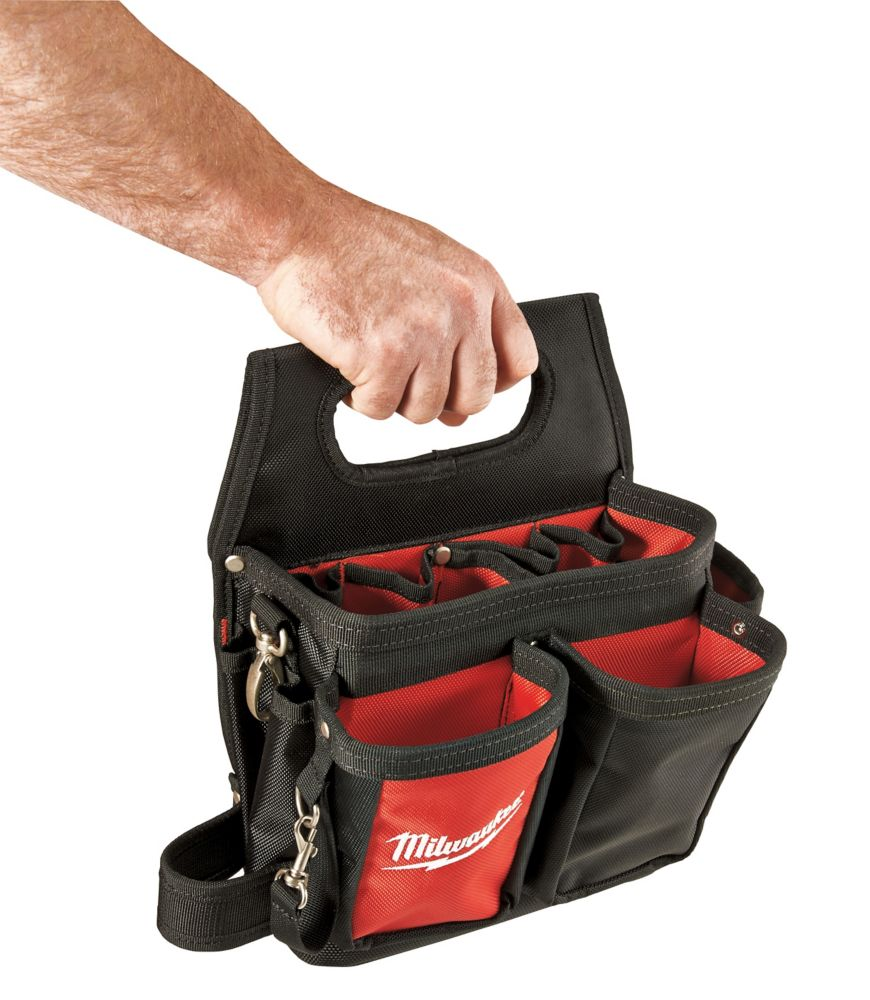 Electricians Work Pouch with Quick Adjust Belt