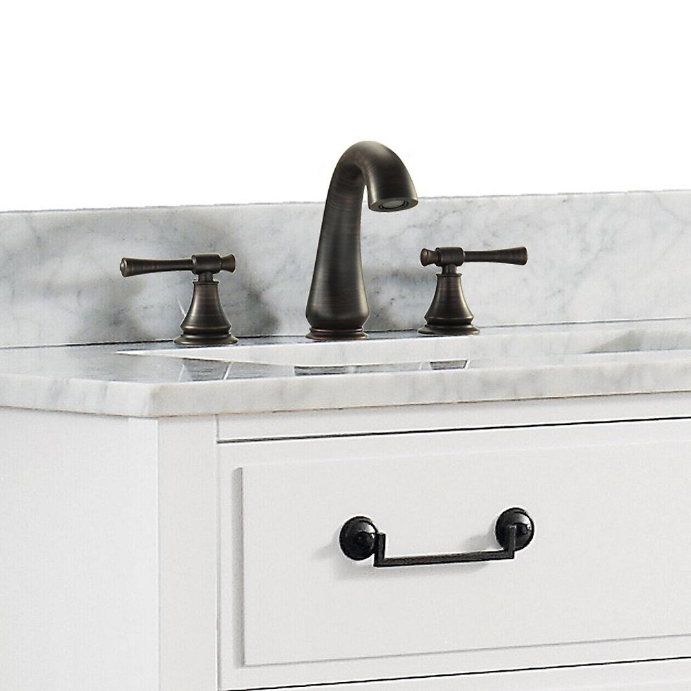 Avanity Triton 8-inch Widespread 2-Handle Bathroom Faucet ...