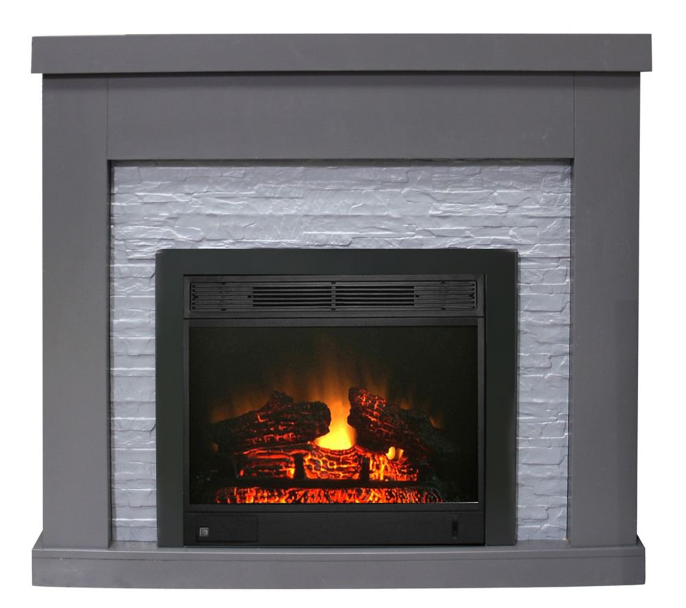 Highland Electric Fireplace