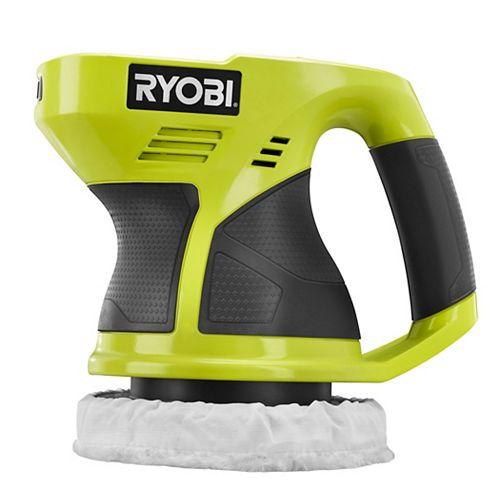 RYOBI 18V ONE+ Cordless 6-inch Buffer (Tool-Only)