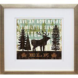Art Innovations Vie Simple Elk
