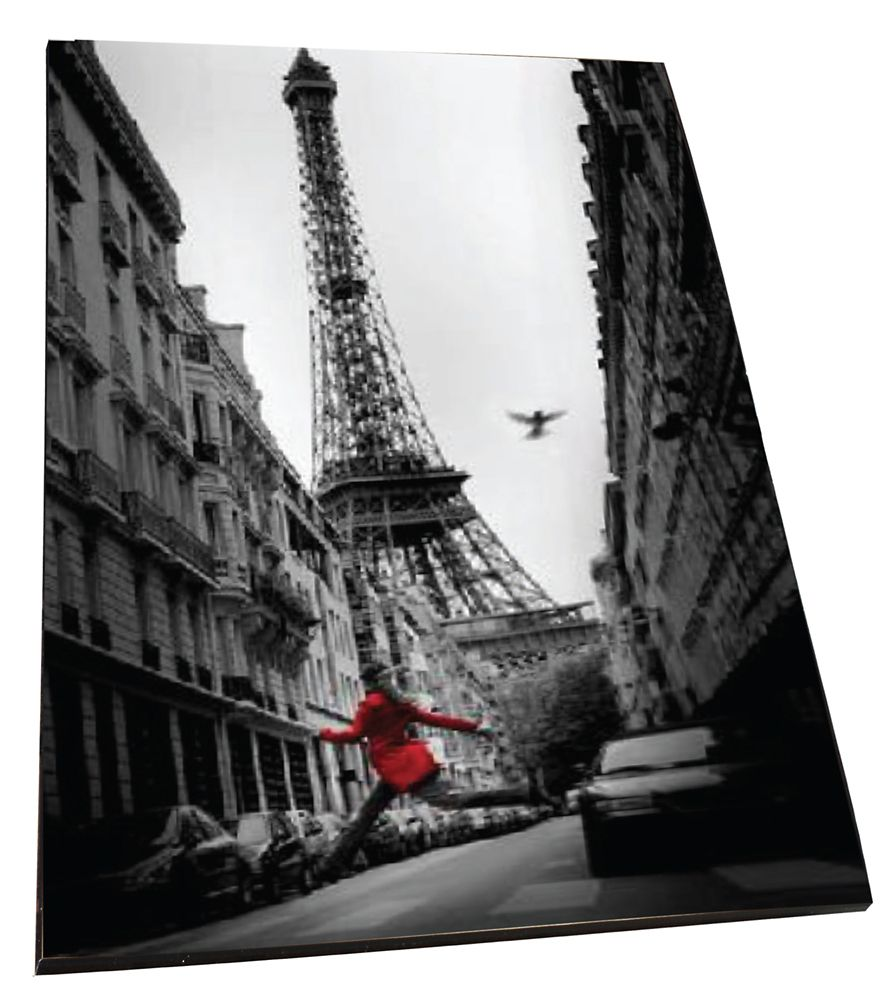 Paris-La Veste Rouge