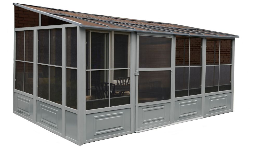 depot only co patrofi room walls mate home framing veloclub kit porch patio aluminum screened screen kits enclosure enclosures