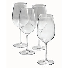 Tritan Wine Goblet (4-Pack)