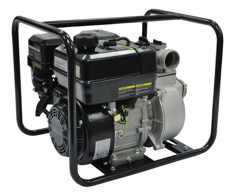 Gas Engine Pump, 5 1/2HP
