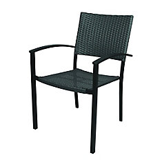 Woven Outdoor Stacking Chair